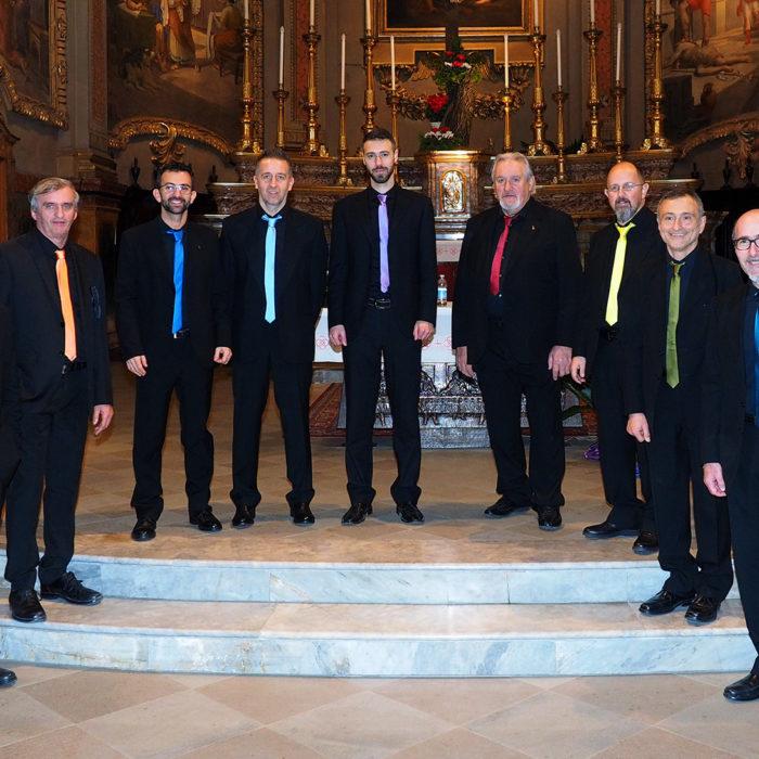 ottetto Centallo 2018